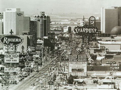 14 Amazing Vintage Videos Of Vegas Through The Ages