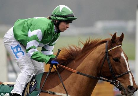 Hayley Turner - jockey